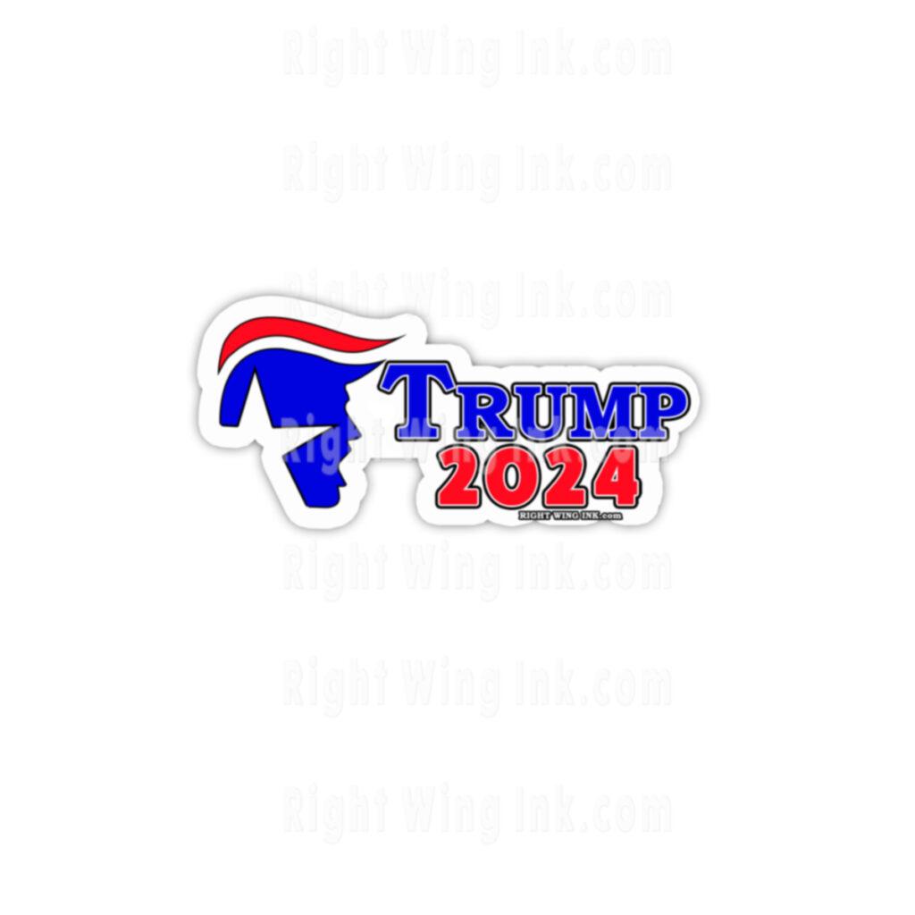 Trump 2024 Decals